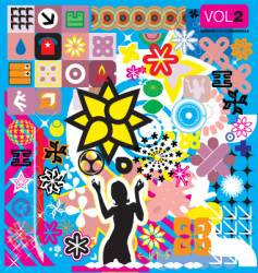 modern graphic elements vector image