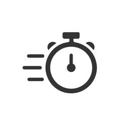 Fast service icon vector