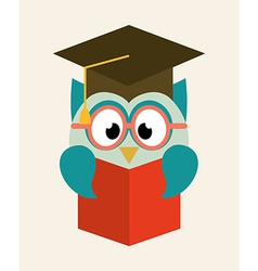 Owl bird vector
