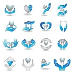 Teeth care vector image vector image