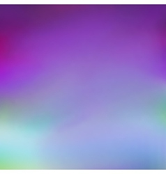 Abstract defocused colorful blurred background vector image vector image