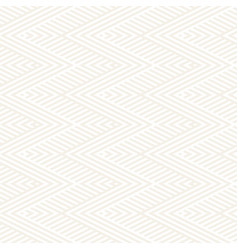 Abstract zigzag stripes stylish ethnic ornament vector