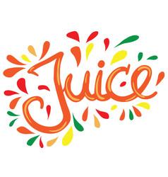 Juice vector
