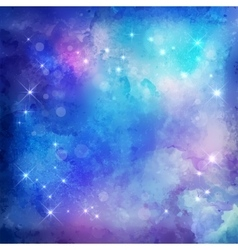 Abstract night background vector
