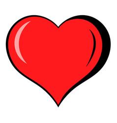 heart icon icon cartoon vector image