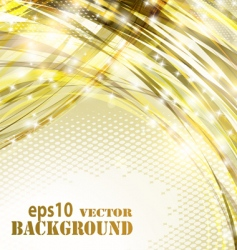 curves background vector image