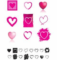 Heart selection vector