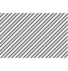 Black white classic striped pattern vector