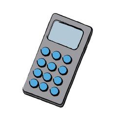 Device mobile phone communication digital element vector