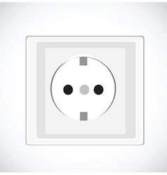 Power outlet vector