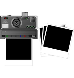 Polaroids vector