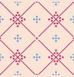 Tile pastel decorative floor tiles pattern vector
