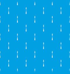 Scraper pattern seamless blue vector