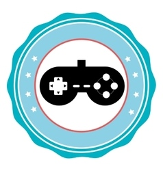 Videogame Line icon vector