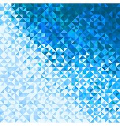 Pixel mosaic vector image vector image