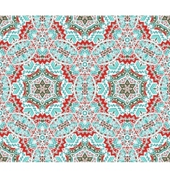 Abstract Seamless Festive pattern vector image