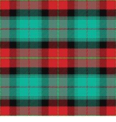 seamless pattern Scottish tartan Prince Edward Isl vector image