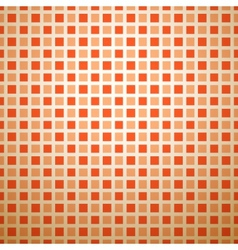 Abstract square pattern wallpaper vector