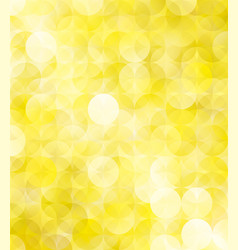 golden luxurious abstract background vector image