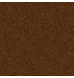 Swirls seamless pattern background vector image