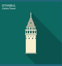 topkapi palace gate salutation istanbul vector image