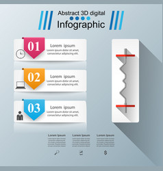 Sport infographic barbell icon vector