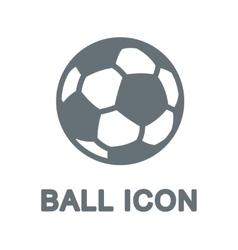Ball Computer Icon vector image vector image