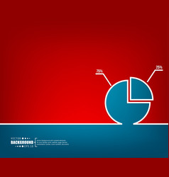 Abstract creative concept line draw vector