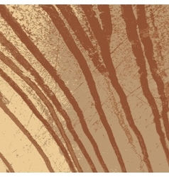 Texture wall with streaks stains vector image