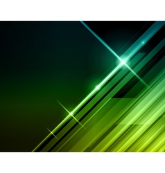 Abstract technology light background vector image vector image