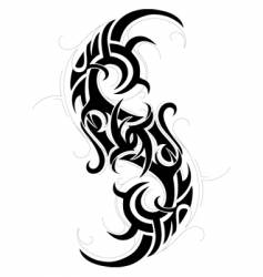 Tattoo graphic design vector
