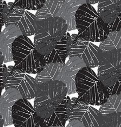 Leaf Pattern2 vector image vector image