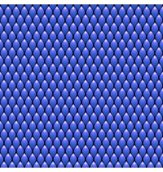 Blue Scales Seamless Pattern Texture Stock vector image