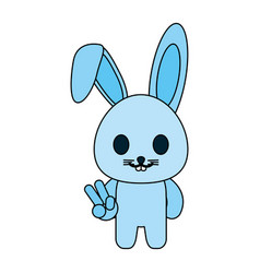 cute animal icon image vector image