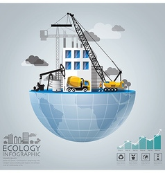 Global Ecology And Environment Conservation vector