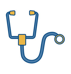 stethoscope icon image vector image