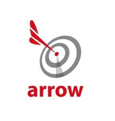 Logo arrow vector