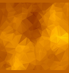 abstract shades of orange abstract polygonal vector image