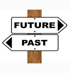 Future past vector