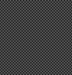 Grid transparency effect Seamless pattern with vector image