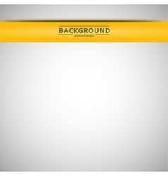 Simple gray background Basis for design vector image