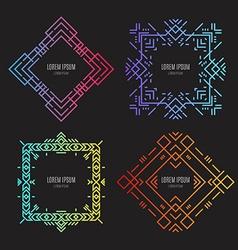 Tribal Logos vector