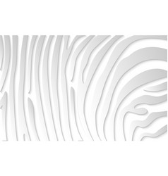 White paper line - abstract texture simple vector