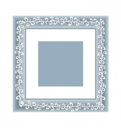 frame illustration vector image