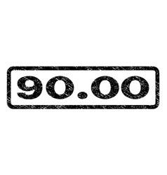 9000 watermark stamp vector image