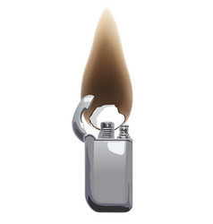 Cigarette-lighter vector