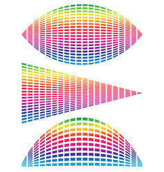 Eq - equalizer templates for music audio related vector