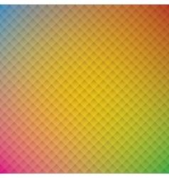 Mosaic geometric background vector