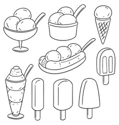 Draw Ice Cream Cup Vector Images Over 900