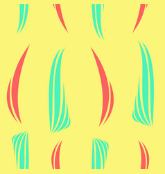 Background ethnic pattern boho seamless texture vector